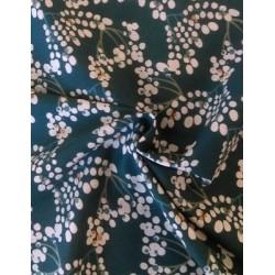 Tissu coton cretonne yoichi x 50cm