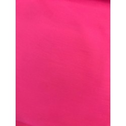 Coton uni rose vif x 50cm