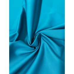Tissu « Idéal » Bleu turquoise