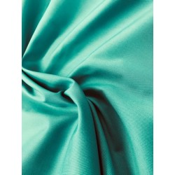 Tissu « Idéal » Vert émeraude x 50cm