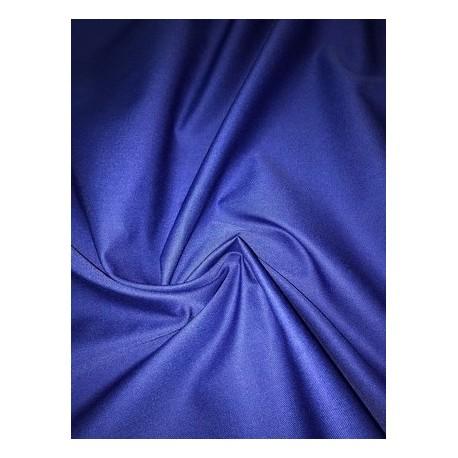 Tissu « Idéal » Bleu Bugatti x 50cm