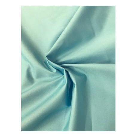 Tissu « Idéal » Bleu attol x 50cm