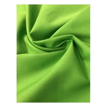 Tissu « Idéal » Vert jasmin x 50cm