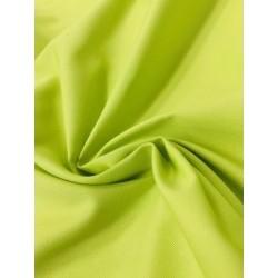Tissu « Idéal » Vert grany x 50cm