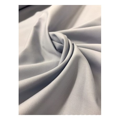 Tissu « Idéal » Gris perle x 50cm