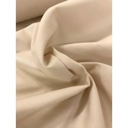Tissu « Idéal » Beige x 50cm