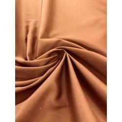 Tissu « Idéal » Noisette x 50cm