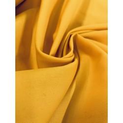 Tissu « Idéal » Jaune citron x 50cm