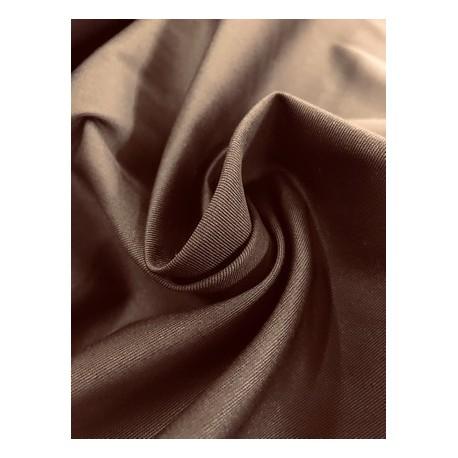 """Tissu """"Ideal"""" Goudron x 50cm"""