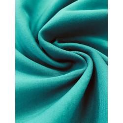 Jersey Milano Bleu vert x 50cm