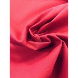 Coton uni bordeaux x 50 cm