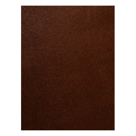 Feutrine uni marron clair x 50cm