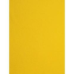 Feutrine jaune x 5cm