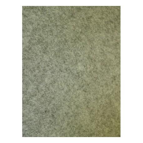 Feutrine gris mélangé x 50cm