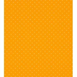 Tissu coton petits pois jaune x50cm