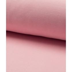 Tissu velours nicky rose clair x 50cm