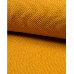 Tissu waffle ocre x 50cm
