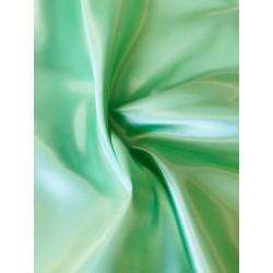 Tissu satin vert eau x 50cm