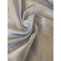 Doublure pongé de luxe gris foncé x 50cm