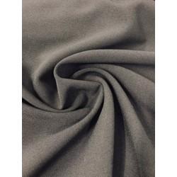 Tissu crêpe noir x 50cm