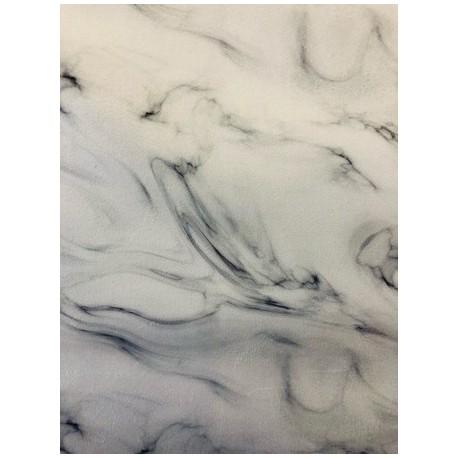 Velours effet marbre x 50cm
