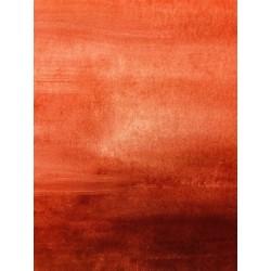 Velours terracotta x 50cm