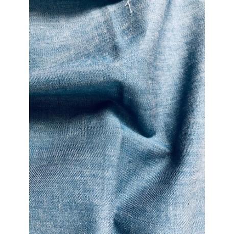 Tissu jeans denim basique x 50cm