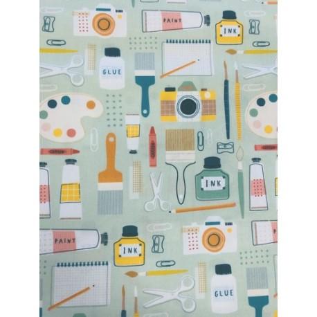 Coton art and craft - Dashwood studios x 50cm