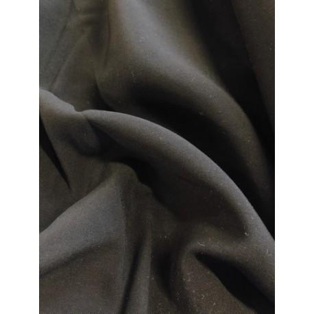 Viscose coloris noir x 50cm