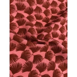 Viscose Comea rose x 50cm