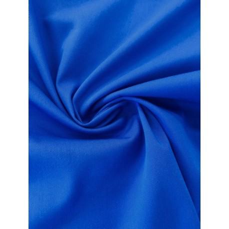 Viscose uni bleu x50cm