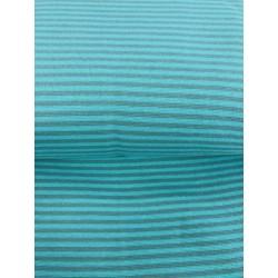 Bord côte rayures grises x 50cm
