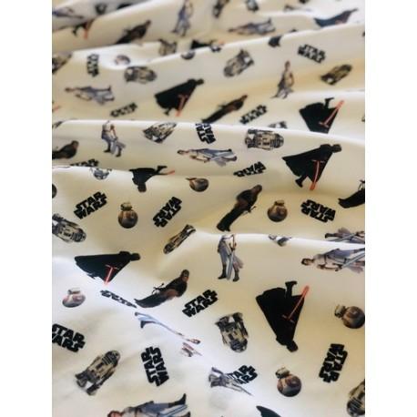 Tissu coton Star Wars x 50cm