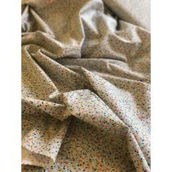 """Coton """"Cotillons"""" coloris menthe x 50cm"""