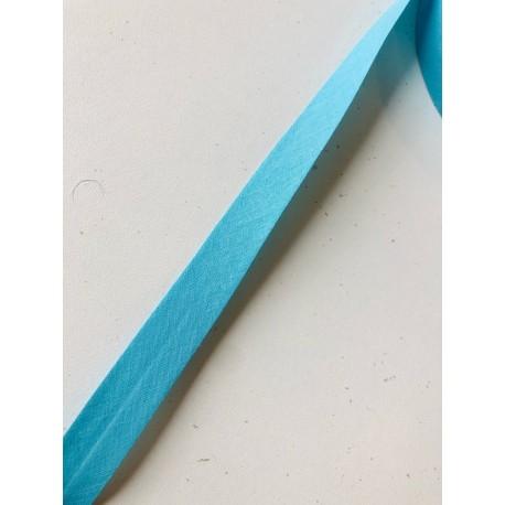 Biais bleu 20mm x 1m